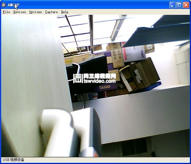 视频采集捕获软件AMCap