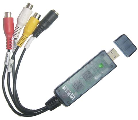 USB接口外置视频采集卡