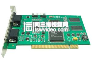 T100 VGA采集卡PCI插槽
