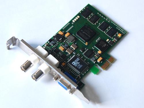 高清VGA采集卡-T200E VGA视频采集卡