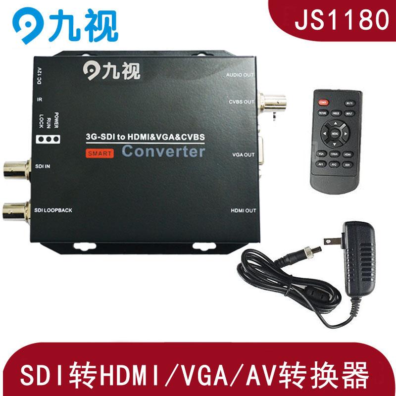 HD-SDI转HDMI转换器